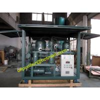 China Newly Transformer Oil Purifier Systems,Transformer Oil Dehydration Plant with gas strut cover, drying,maintenance,purify on sale