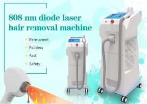 China Newest professional medical diode laser 808nm diode laser permanent hair removal machine professional beauty machine on sale