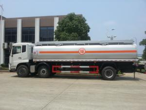China Sinotruk Howo Oil  Tanker Truck 6x2 21.3M3 Tank Volume With Manual Transmission on sale