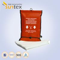 China SUNTEX Fire Protection Blanket For House Kitchen And Person Protecting on sale