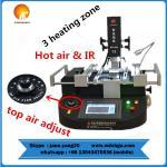 Reanudación manual caliente de las zonas de temperatura de la estación aérea WDS-4860 tres del precio de la reanudación barata de Bga BGA