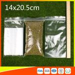 China LDPE Packing Zip Lock Bags Grip Seal Bag  Reclosable Bag For Storage wholesale