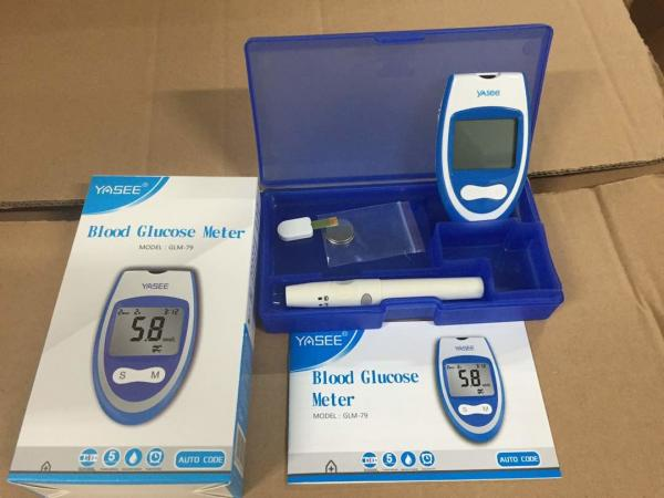 Free Blood Glucose Meter >> Code Free Blood Glucose Meter With Test Strips For Sale