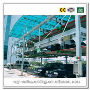 China 5 Levels Parking Lift System Vertical Lift Storage Metal Garage Storage System China on sale