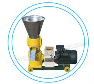 China Electric Poultry Feed Pellet Mill on sale