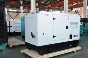 China 20kw diesel  generator set  powered by Perkins engine wiht silent canopy on sale