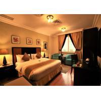 Suite Room Modern Hotel Bedroom Furniture , Hotel Grade Furniture