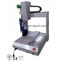 Rrofessional Xyz Type Automated Dispensing Machines 200mm/sec For Wires Pcb