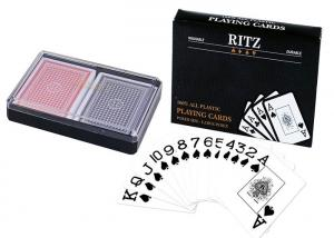 China Marked Royal Plastic Playing Cards For Club Poker Game Cheating on sale