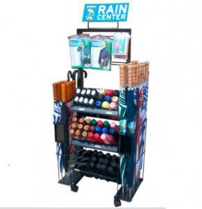 China Metal Retail Display Stands Umbrella Display Rack on sale
