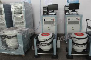 China Electrodynamic Shaker table for Vibration Test of  Cells and Batteries SAE J2464 on sale