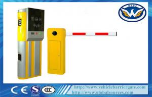 China Intelligent Car Parking Management System automatic With CCTV RFID on sale