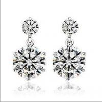 China 925 Sterling silver earrings TJ0054 on sale