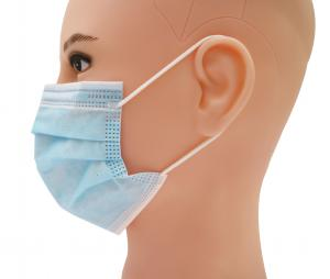 China Anti Air Pollution Personal Protective Outdoor Use Disposable Medical Surgical Face Mask on sale