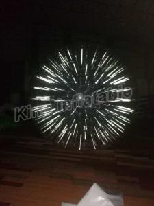 China  Hot Sale Human Inflatable Zorb Ball With LED Light For Kids And Adults on sale