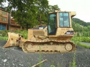 China Caterpillar D5G Used Mini Bulldozer For Sale on sale