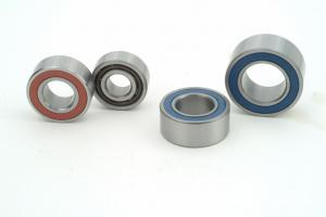 China High precision double row, single row, four point Angular Contact Ball Bearing on sale