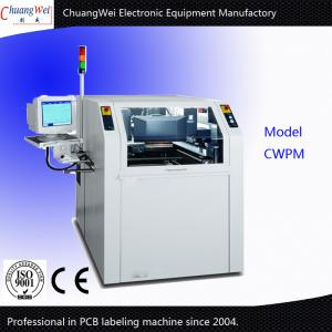 China High Performance PCB Sticker Labelling Machine 60l / Min Label Making Machine on sale