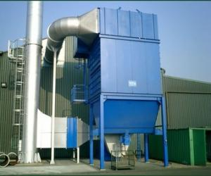 China High Efficiency Filtration Baghouse Dust Collector With Nomex Filter Media on sale