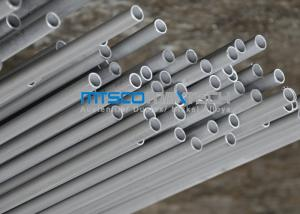 China 19.05mm * 1.5mm Duplex Stainless Steel Tube 10 FT / 20 FT Length Corrosion Resistant on sale