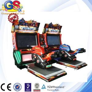 China 2014 3D GP Motor simulator game machine ,video racing motor simulator game machine on sale