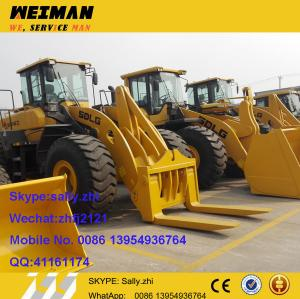China brand new sdlg loader machine for construction LG953N  with pallet forks , farm tractor, wheel loder for sale on sale