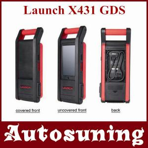 China Universal Car and Truck Scanner Launch X431 GDS Scanner Email Update on sale