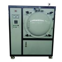 China 25L Heat Treatment Vacuum Box Furnace Up To 1300℃ With Top Exhaust Valve on sale