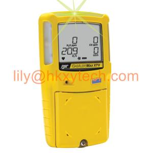 China Honeywell BW GasAlertMax XT II Multi-Gas Detectors 4-Gas Analyzers %LEL, O2 , H2 S, CO Model XT-XWHM-Y-NA on sale