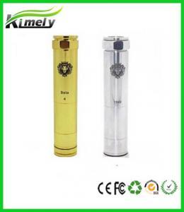 China ステンレス鋼と調節可能なMech Mod E Cigペン様式510の噴霧器王の電圧 on sale