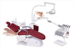 China A6600 Yayou supply portable dental chair unit price with LED dental lamp on sale