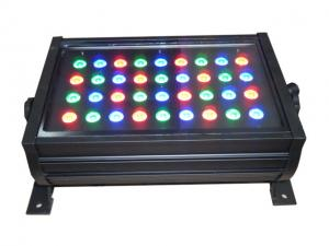 China Outdoor 36 x 3w Rgb  Ip65 Stage led Wall Wash Lighting / Event Lights on sale