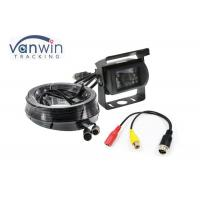 1080P HD Waterproof Bus Surveillance Backup Camera with 10m extension cables and adapter