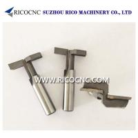 Customized T Slot Slatwall Router Cutter Bits for Slat Wall Grooving