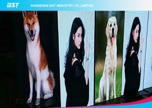 China Waterproof Indoor Led Advertising Screen , HD Indoor Fixed Led Display on sale