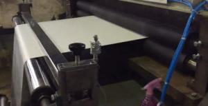 Quality Vertical / Horizontal Cut Paper Slitting Machine DFJ-1600B Automatic Sheeting for sale