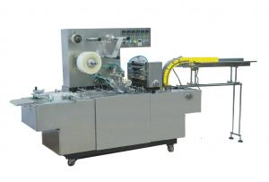 China Cellophane Packing Machine,Cellophane Wrapping Machine for cigarette case,304 stainless steel on sale