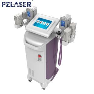 China Weight Loss Multifunction Beauty Machine Cryotherapy + Vacuum + Lipo Laser on sale