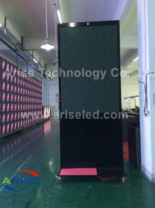 China P5.3MM LED display module with energy saving,P5.3 Outdoor Poster Fix Installation Video LE on sale