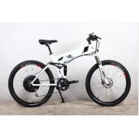 """26"""" Aluminum Alloy Frame Electric Mountain Bike Bicycle  with Rich Color"""