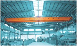 China Double Girder Overhead Crane With 10t Lifting Load Modular Design on sale