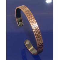 Custom size accept OEM red , gold color ion , infrared copper magnetic bangle