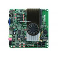 AMD N330 Processor All In One Pc motherboard Integrated ATI HD4200 Graphics DC power supply