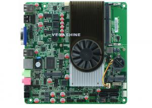 China AMD N330 Processor All In One Pc motherboard Integrated ATI HD4200 Graphics DC power supply on sale