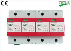 China 275V / 385V 60kA - 120kA Type 1 Lightning Surge Protector For Electrical Panel on sale