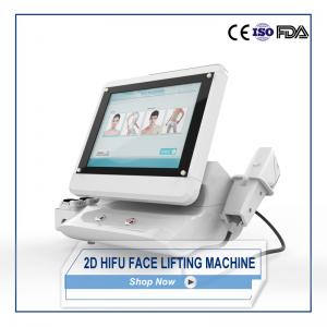 China Professional 3D / 2D Hifu Anti-wrinkle Device 3D Body Fat Removal Device with CE on sale