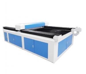 China Sheet Metal Laser Engraving Cutting Machine For Metal Nonmetal on sale