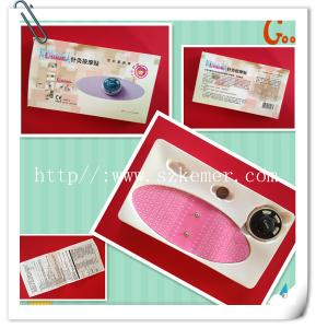 China Acupuncture Electronic Pulse Massager Electrode Pad on sale