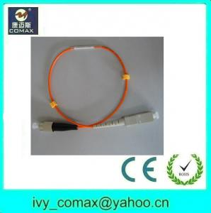 China sc to fc multimode singal core patch cord cable on sale