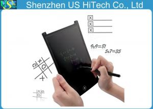 China 6 Colors Paperless Writing Pad Durable LCD Drawing Tablet For Fluent Handwriting on sale